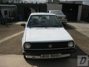 1990 Vw Polo Coupe