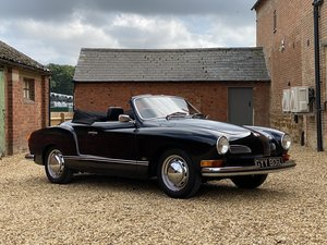 Picture of 1973 VW Karmann Ghia. Absolutely Stunning SOLD
