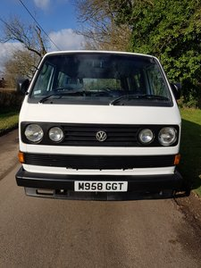 Picture of 1994 VW South African upgraded version of the T3