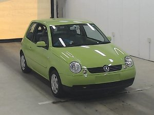2001 VOLKSWAGEN LUPO 1.4 AUTOMATIC * ONLY 9611 MILES * EXCEPTION For Sale
