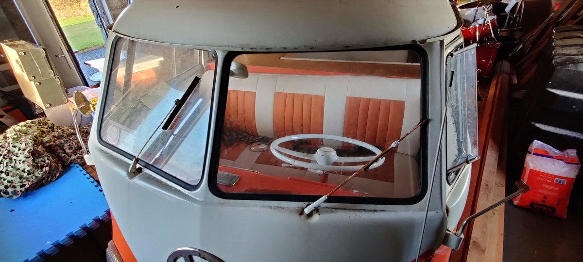 1957 Rare VW Split Screen (LHD) For Sale (picture 1 of 6)