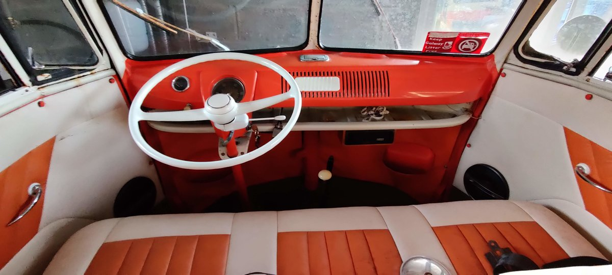 1957 Rare VW Split Screen (LHD) For Sale (picture 4 of 6)