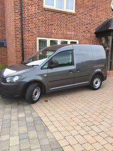 VW Caddy Privately Owned No Vat Low Miles