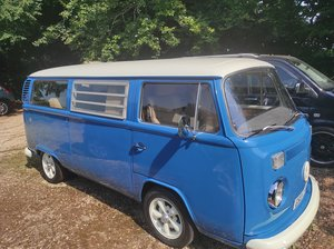 Picture of 1980 VW Type 2 Bay Window Camper