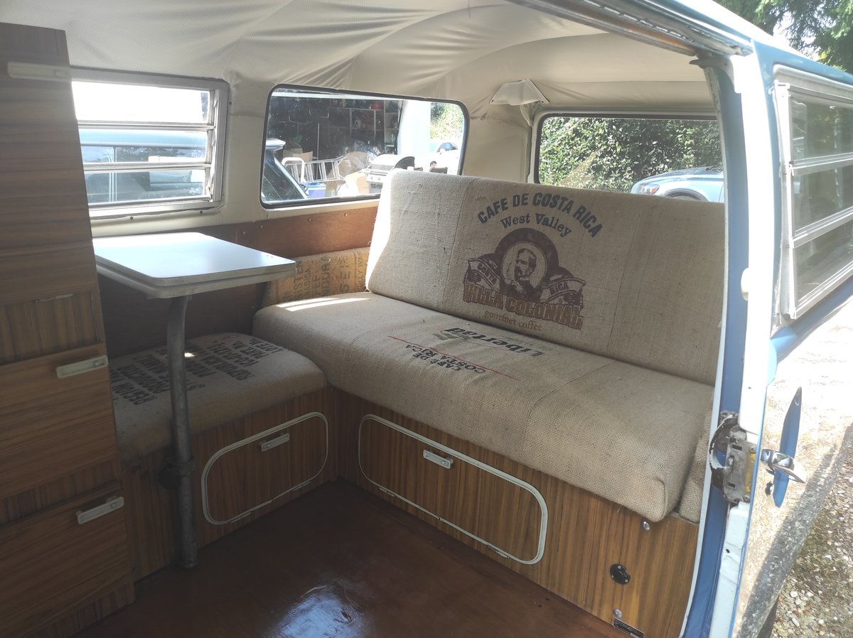 1980 VW Type 2 Bay Window Camper For Sale (picture 3 of 6)