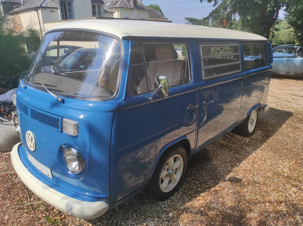 1980 VW Type 2 Bay Window Camper For Sale (picture 5 of 6)