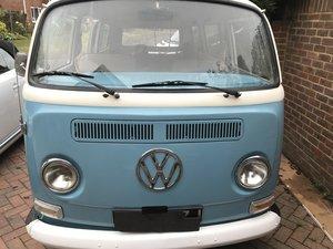 VW T2 Camper - Complete Restoration