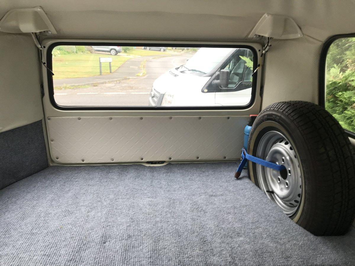 1971 VW T2 Camper - Complete Restoration For Sale (picture 4 of 6)