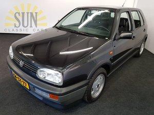 Volkswagen Golf GT 1993 only 17,303 original kilometers For Sale