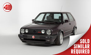 Picture of 1991 VW Golf GTI G60 Edition One /// Aubergine /// 92k Miles SOLD