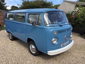 Volkswagen T2 Bay Window Camper RHD Danbury R