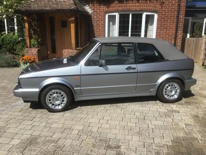 Picture of 1990 VW MK1 Golf GTi Cabriolet
