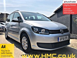 Volkswagen Touran 1.6 TDI BlueMotion Tech S (s/s) 5dr