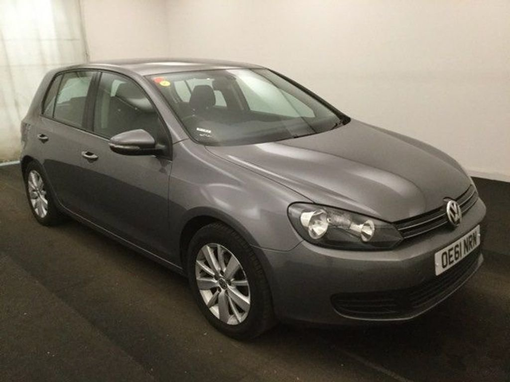 2011 Volkswagen Golf 1.6 TDI BlueMotion Tech Match CC Ltd Edn DSG For Sale (picture 1 of 2)