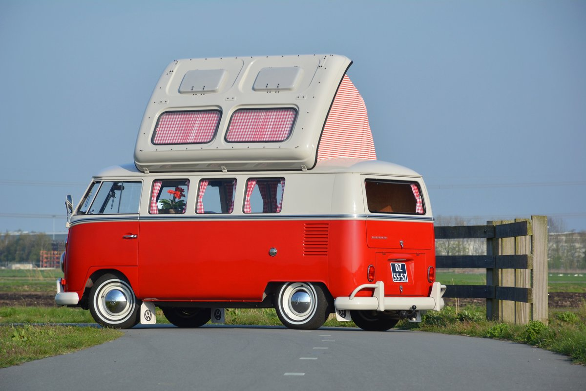 1967 Fully restored German Volkswagen T1 For Sale (picture 1 of 6)