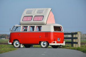 1967 Fully restored German Volkswagen T1