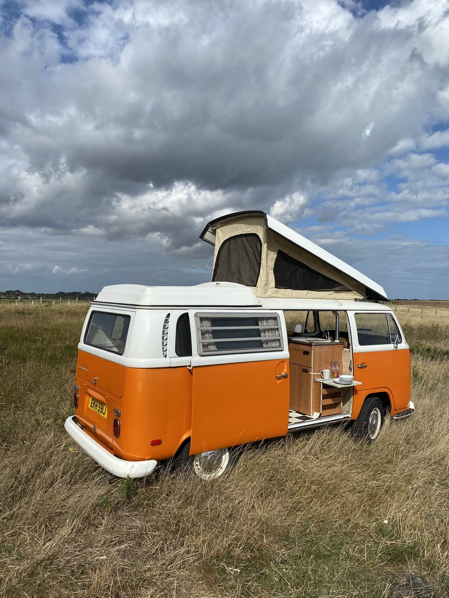 1971 100% Complete Early Bay Westfalia For Sale (picture 1 of 6)