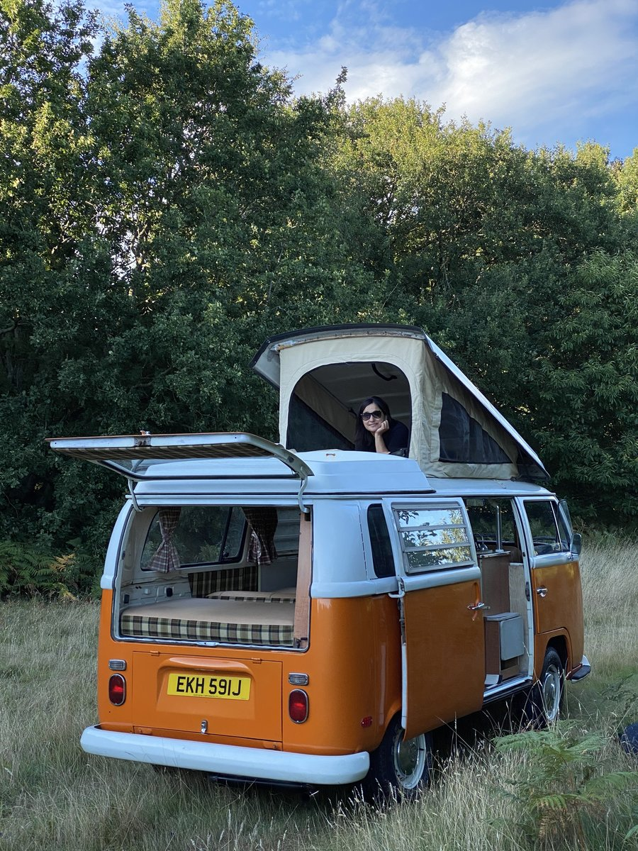 1971 100% Complete Early Bay Westfalia For Sale (picture 4 of 6)