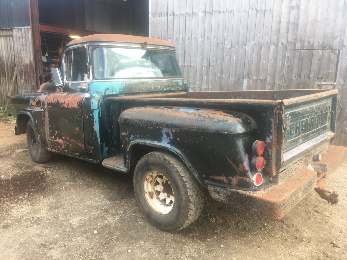 2019 1955 chevrolet big back window For Sale (picture 3 of 6)