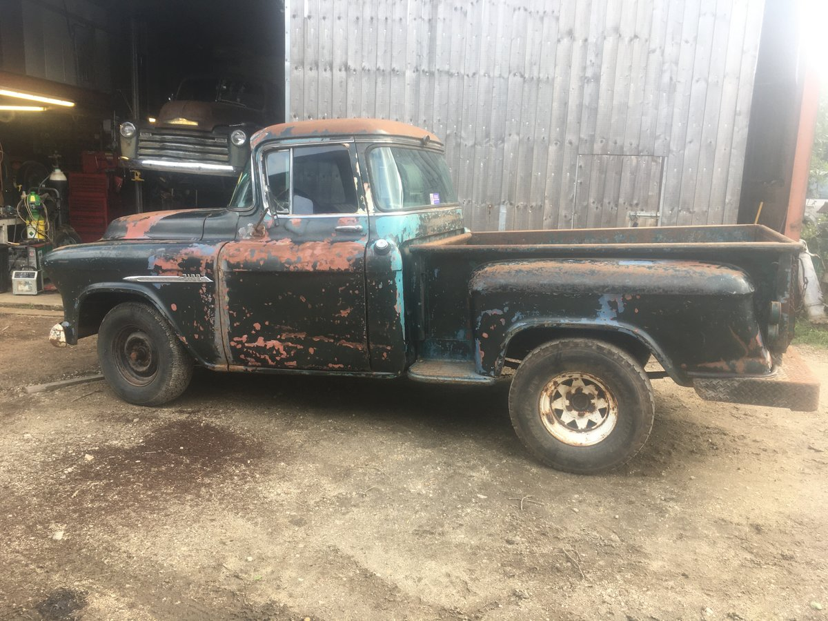 2019 1955 chevrolet big back window For Sale (picture 4 of 6)