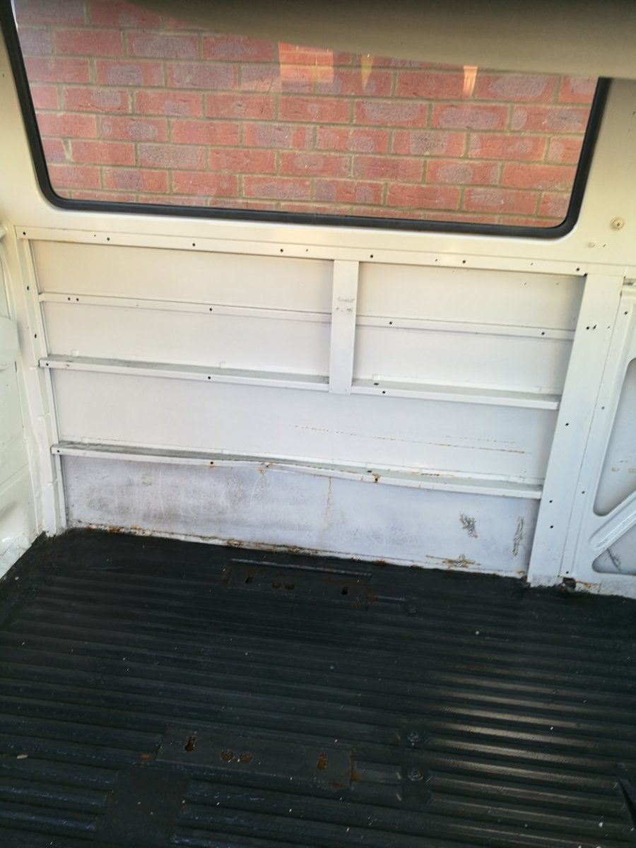 1969 VW T2 Camper Unfinished Project For Sale (picture 5 of 6)
