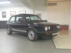 1982 VW Golf GTi Mk.I with Performance Parts