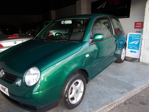 Picture of 2001 volkswagen lupo 1.4 s very low miles one owner from new