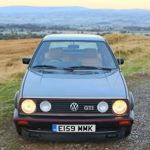 VW Golf GTI Mark2 5 door with TSR Engineering
