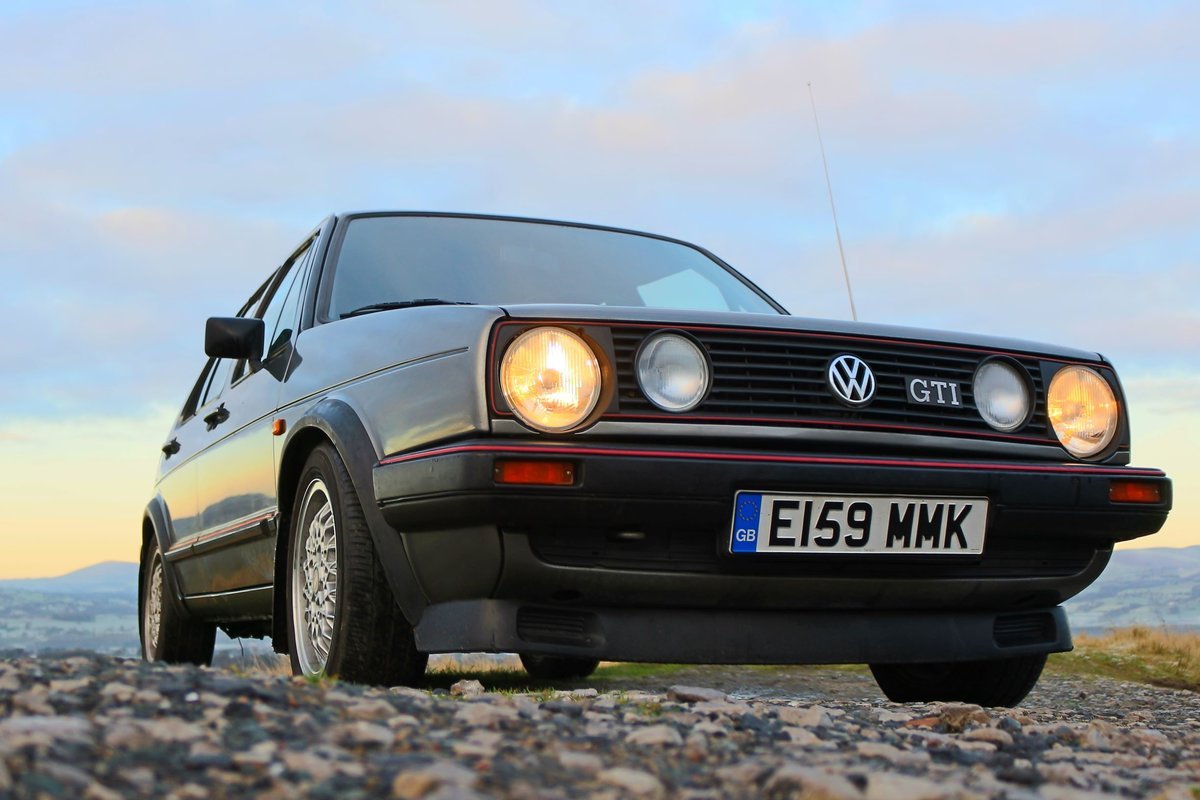 1987 VW Golf GTI Mark2 5 door with TSR Engineering For Sale (picture 2 of 6)
