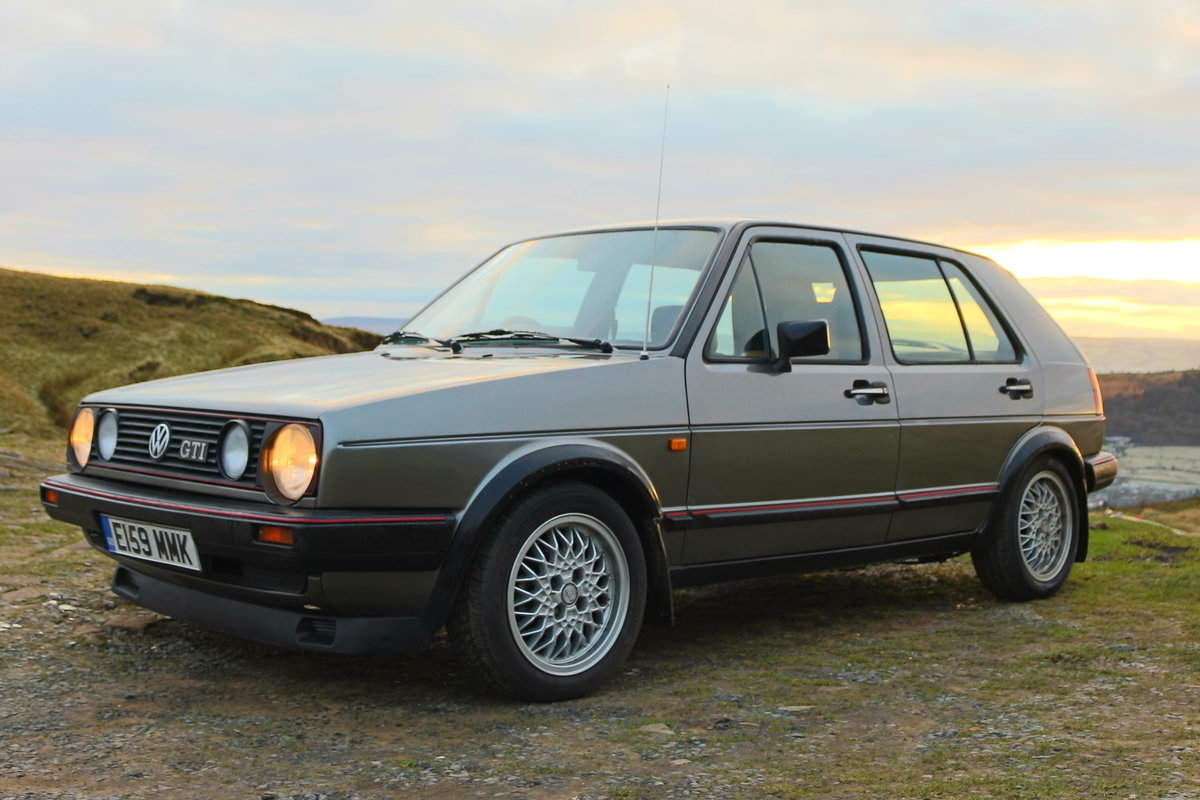 1987 VW Golf GTI Mark2 5 door with TSR Engineering For Sale (picture 3 of 6)