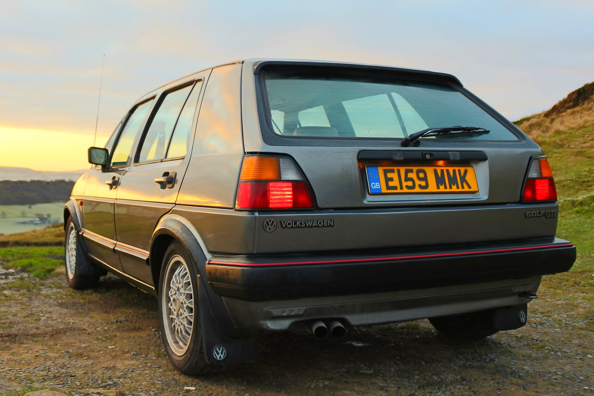1987 VW Golf GTI Mark2 5 door with TSR Engineering For Sale (picture 4 of 6)