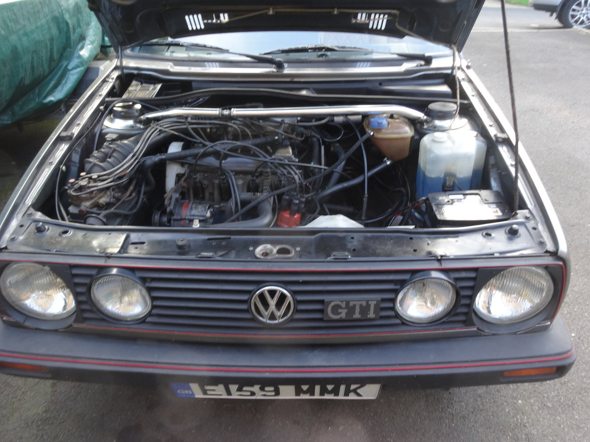 1987 VW Golf GTI Mark2 5 door with TSR Engineering For Sale (picture 6 of 6)
