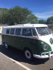 1965 Westfalia SO33 subhatch camper