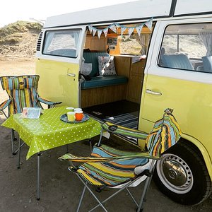 Immaculately Restored VW Bay Camper Fully Fur