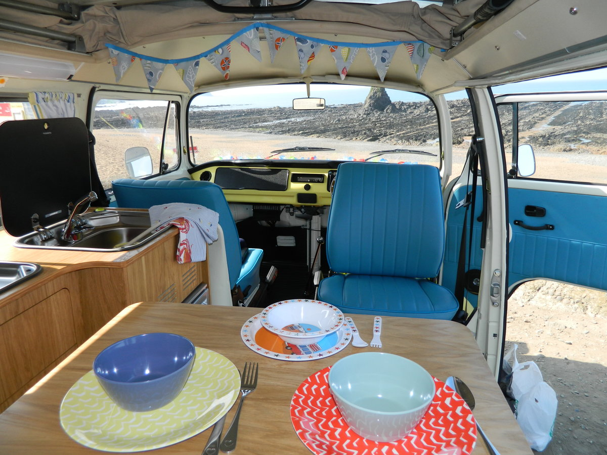 1978 Immaculately Restored VW Bay  Fully Furnished For Sale (picture 3 of 6)