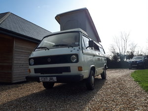 1986 T25 Cara-Style Campervan LHD  SOLD
