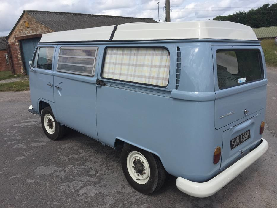 1970 Rust free from South Africa RHD For Sale (picture 2 of 6)