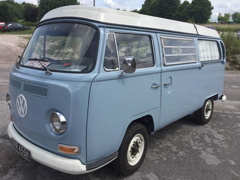 1970 Rust free from South Africa RHD For Sale (picture 3 of 6)