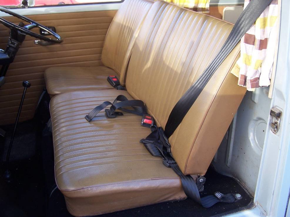 1970 Rust free from South Africa RHD For Sale (picture 4 of 6)