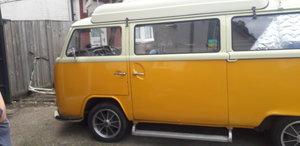 VW T2 crossover Dormobile camper van tax exempt