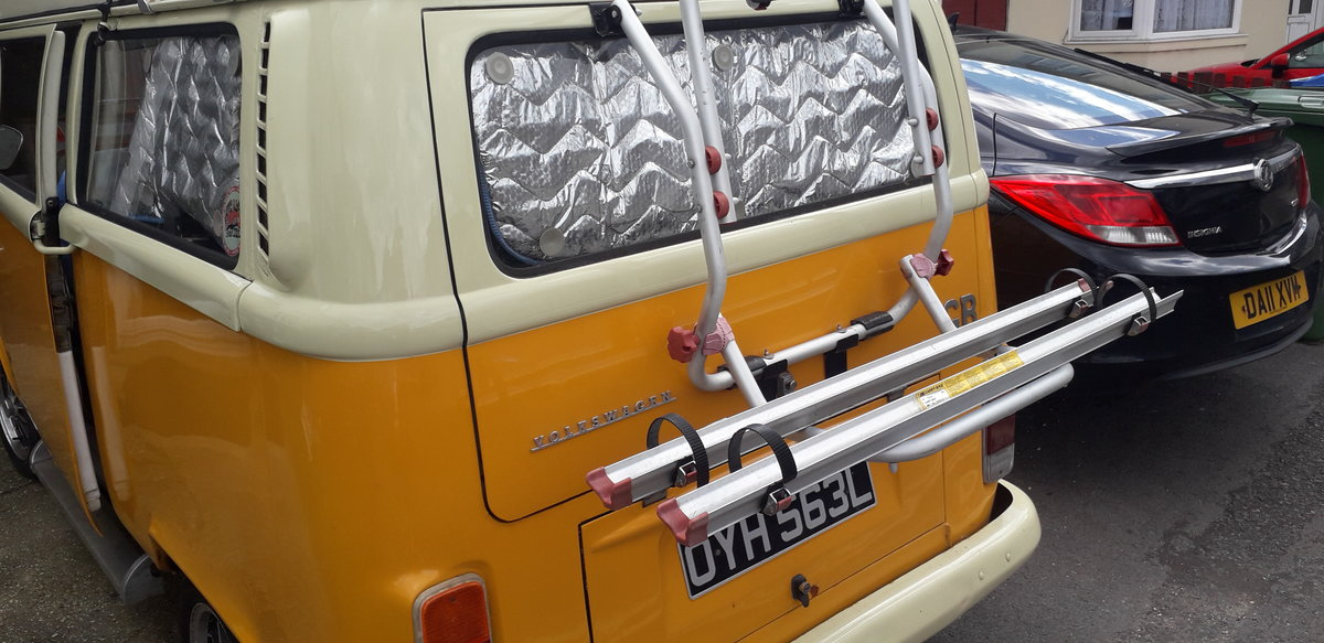 1972 VW T2 crossover Dormobile camper van tax exempt For Sale (picture 3 of 6)