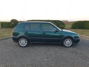 Volkswagen Golf GTI MK3, Dragon Green
