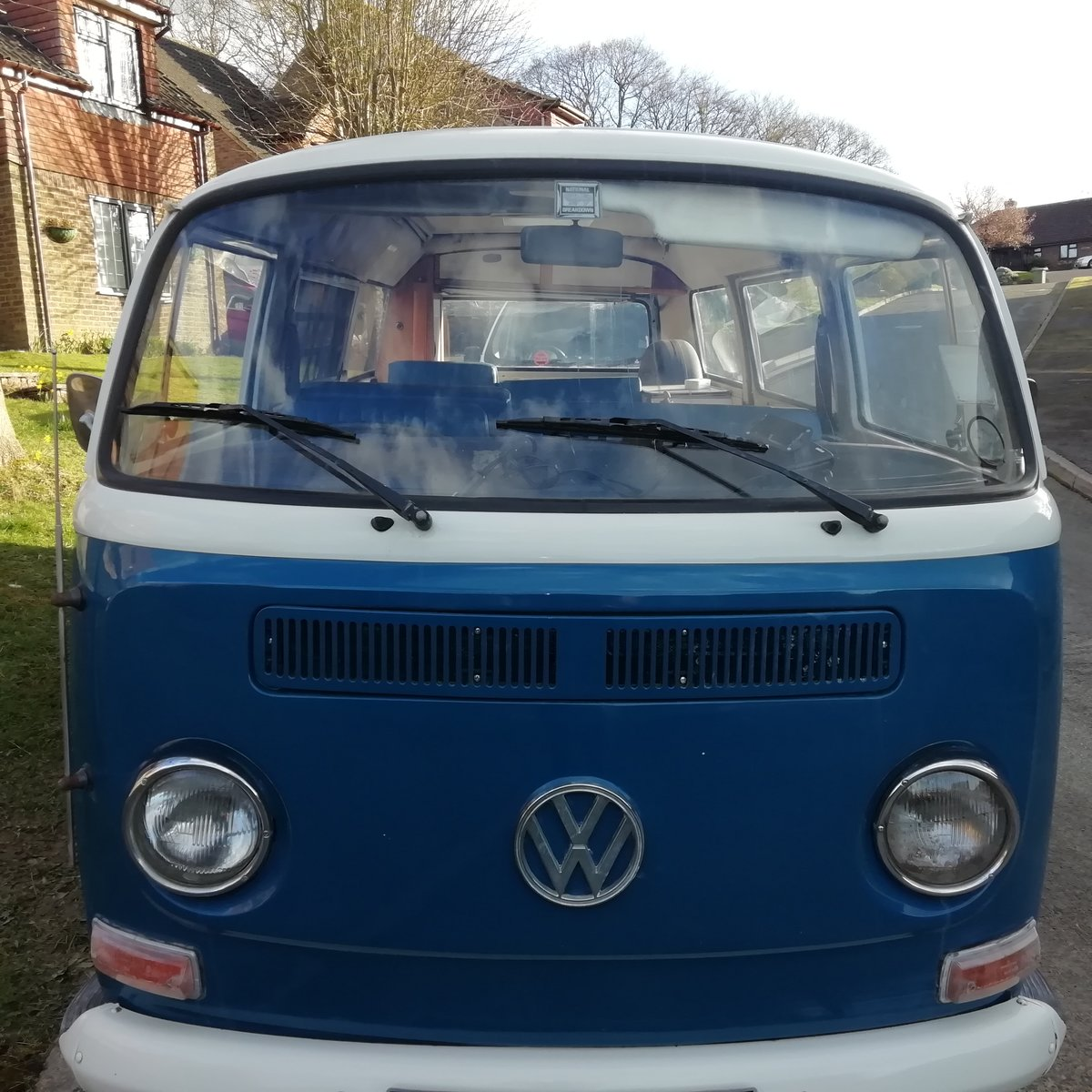 1972 Bay Window VW Camper For Sale (picture 2 of 6)