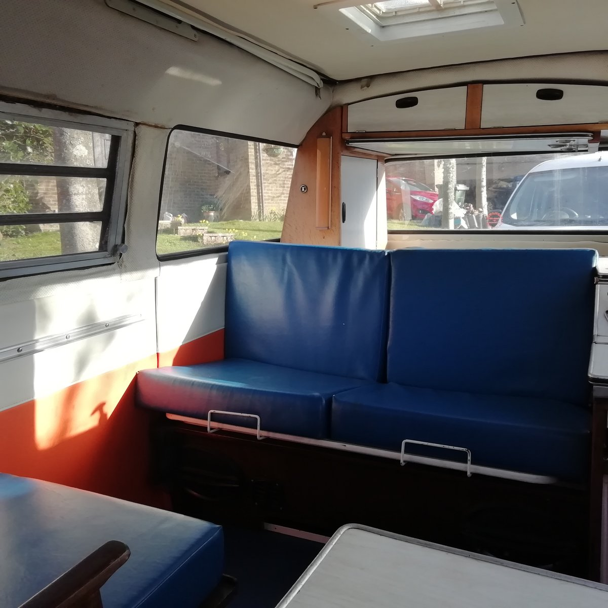 1972 Bay Window VW Camper For Sale (picture 5 of 6)