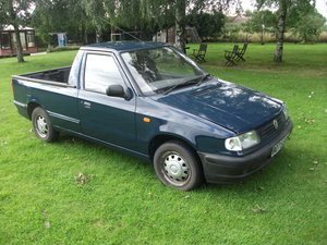 Picture of 1997 volkswagen caddy  pickup