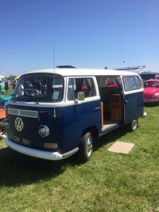Gertie - Volkswagen T2 Bay Window