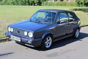 VW Golf GTI Cabrio 1990 - To be auctioned 30-10-20