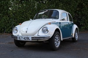 Volkswagen Beetle 1303S 1972 - To be auctioned 30-10-20