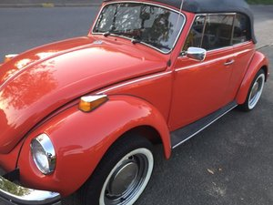 Picture of 1972 Vw beetle cabrio