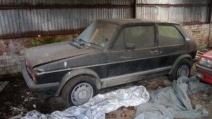 1983 VW Golf GTI mk1 1800